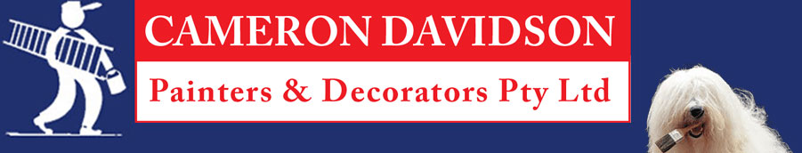 Cameron Davidson Painters & Decorators Pty Ltd